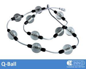40mm LED Magic Ball 3D Effect Led Ball DMX Best Disco Lights