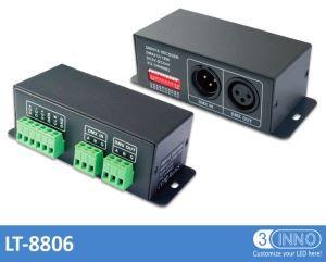 DMX-SPI LPD8806 Decoder