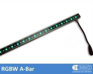 DC12/24V DMX RGBW Aluminum Bar